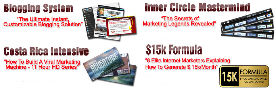 The Empower Network Official Product Suite
