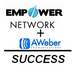 empower network and aweber